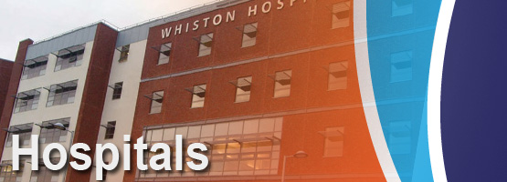 Plumbing and heating Hospitals Liverpool