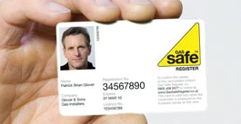 Gas Safe ID